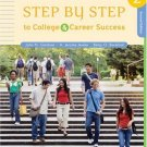Step by Step to College and Career Success 2nd by Jewler 1413030769