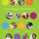 Your College Experience 7th by John N. Gardner 1413018564
