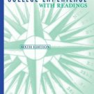The Essential College Experience with Readings 6th by A. Jerome Jewler 0534593976