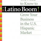 Latino Boom! by Chiqui Cartagena 0345482352