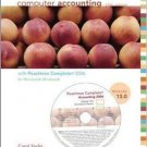 Computer Accounting with Peachtree Complete 2006 10th by Carol Yacht 0073288519