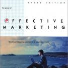 Effective Marketing 3rd by Michael d'Amico 032406392X