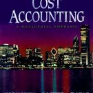 Cost Accounting : A Managerial Emphasis 10th by Charles T. Horngren 0137605544