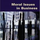 Moral Issues in Business 9th by Vincent Barry 0534536549