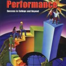 Peak Performance : Success in College and Beyond 4th by Sharon Ferrett 007829682X