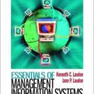 Essentials of Management Information Systems 5th by Jane P. Laudon 0130087343