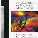 Fundamentals of Financial Management 10th by James C. Van Horne 0138596875