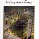 Operations Management for Competitive Advanage 9th by F. Robert Jacobs 0072509619
