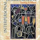 Interpersonal Communication : Relating to Others 3rd by Mark V. Redmond 0205335373