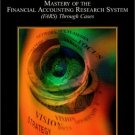 Mastery of the Financial Accounting Research System ThroughCases by Wallace 0471263990