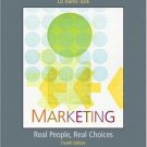 Brand You for Marketing Real People, Real Choices by Michael Solomon 0131857002