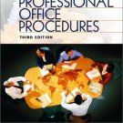 Professional Office Procedures 3rd by Susan H. Cooperman 0130612138