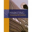 Marketing : Connecting With Customers 8th by Gilbert D. Harrell 0536750009