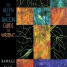 The Allyn & Bacon Guide to Writing 2nd by John C. Bean 0205297919