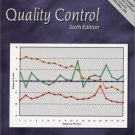 Quality Control (6th Edition) by Dale H. Besterfield 0130256684
