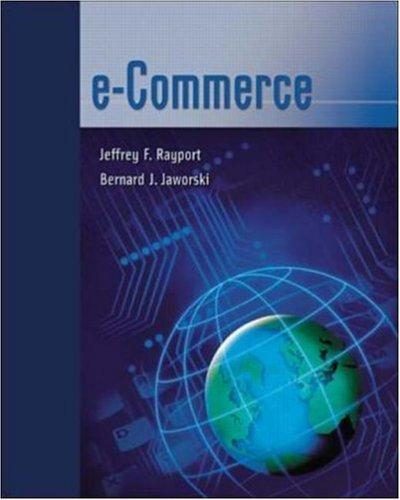 E-Commerce by Bernard J. Jaworski 0072465212