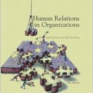 Human Relations In Organizations 5th by Robert N. Lussier 007243645X