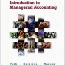 Introduction to Managerial Accounting by Eric Noreen 0072468440