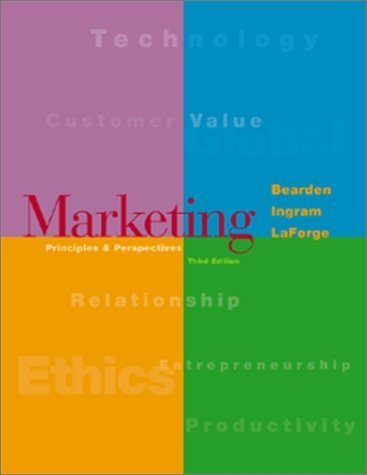 Marketing Paperback 3rd by Raymond W LaForge 0072461284