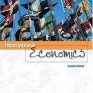 International Economics (2nd Edition) W. Charles Sawyer 0131704168