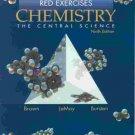 Chemistry : The Central Science: Solutions to Red Exercises 9th by Wilson 0130097993