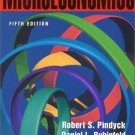 Microeconomics 5th by Pindyck, Robert S. 0130165832