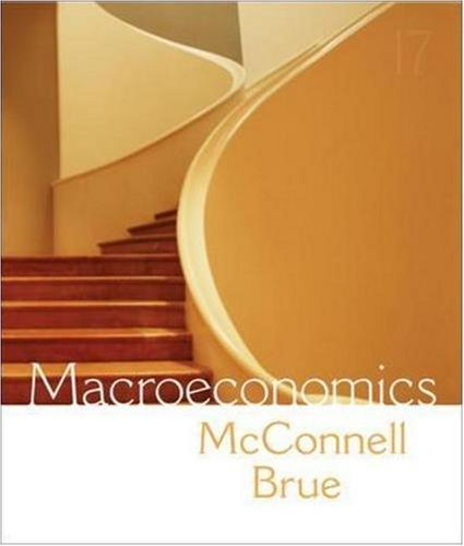 Macroeconomics 7th by McConnell 0073273082