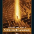 Competing for Advantage 2nd by Robert E. Hoskisson 0324316666