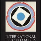 International Economics 12th by Thomas A. A. Pugel 0072487488