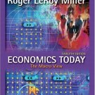 Economics Today: The Macro View 12th by Roger Leroy Miller 0321200519