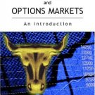 Futures and Options Markets: An Introduction by Colin Andre Carter 0135983681