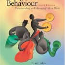 Organizational Behaviour 6th by Alan M. Saks 0131270494