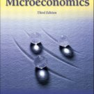 Microeconomics 3rd by Jeffrey M. Perloff 0321200535