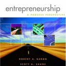 Entrepreneurship: Process Perspective by Robert A. Baron 0324273568