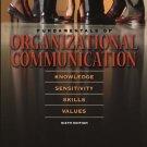 Fundamentals of Organizational Communication 6th by Pamela S. Shockley-Zalabak 0205453503