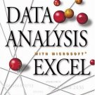 Data Analysis with Microsoft Excel 2nd by Kenneth N. Berk 0534407145