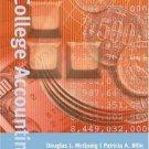 College Accounting 8th Chap. 1-26 by Douglas McQuaig 0618381619
