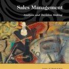 Sales Management 5th by Charles H. Schwepker Jr. 0324191081