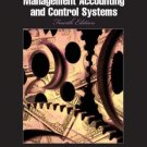 Cases in Management Accounting and Control Systems 4th by William Rotch 0135704251