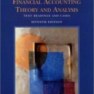 Accounting Theory: Text and Readings 7th by Richard G. Shroeder 0471379549