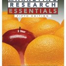 Marketing Research Essentials 5th by Carl McDaniel Jr. 0471684767