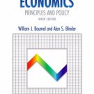 Economics: Principles and Policy, 2004 Update 9th by William J. Baumol 032420163X