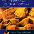 Introduction to International Political Economy 3rd by David Balaam 0131895095