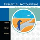 Financial Accounting: Information for Decisions 5th by Ingram 0324183976