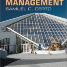 Modern Management 9th by Samuel Certo 0130670898