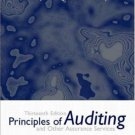 Principles of Auditing and Other Assurance Services 13th by Ray Whittington 007232726X
