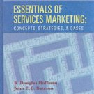 Essentials of Services Marketing 2nd by Hoffman 0030288924