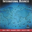 International Business 2nd by John J. Wild 0130353116