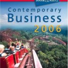 Contemporary Business 2006 11th by Louis E. Boone 0324320892