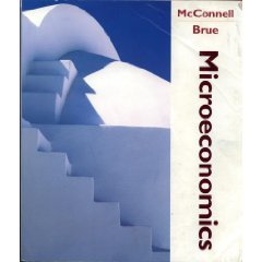 Microeconomics 16th by Campbell McConnell 0072875615
